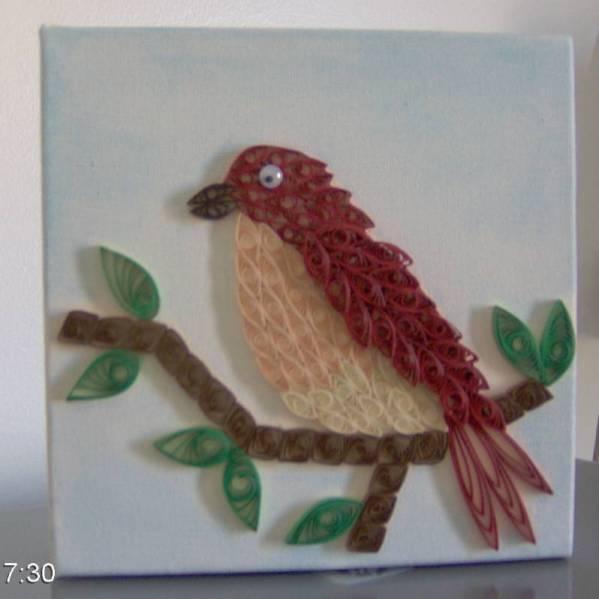 Поделки птицы своими руками из любого материала