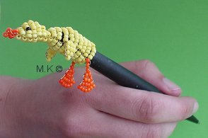 Утка (наконечник карандаша)