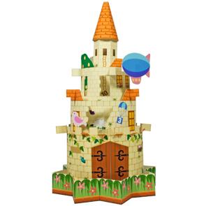 Карусель-замок