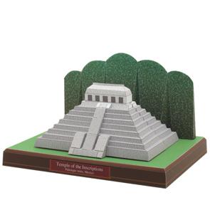 Храм Надписей, Мексика