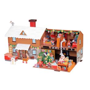 Дом Санта Клауса