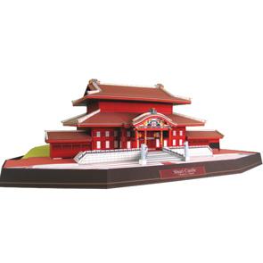 Замок Сури, Япония