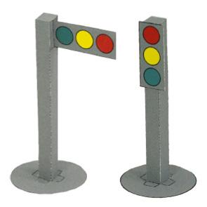 Поделка сделать светофор