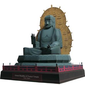 Великий Будда Храма Тодайдзи, Япония