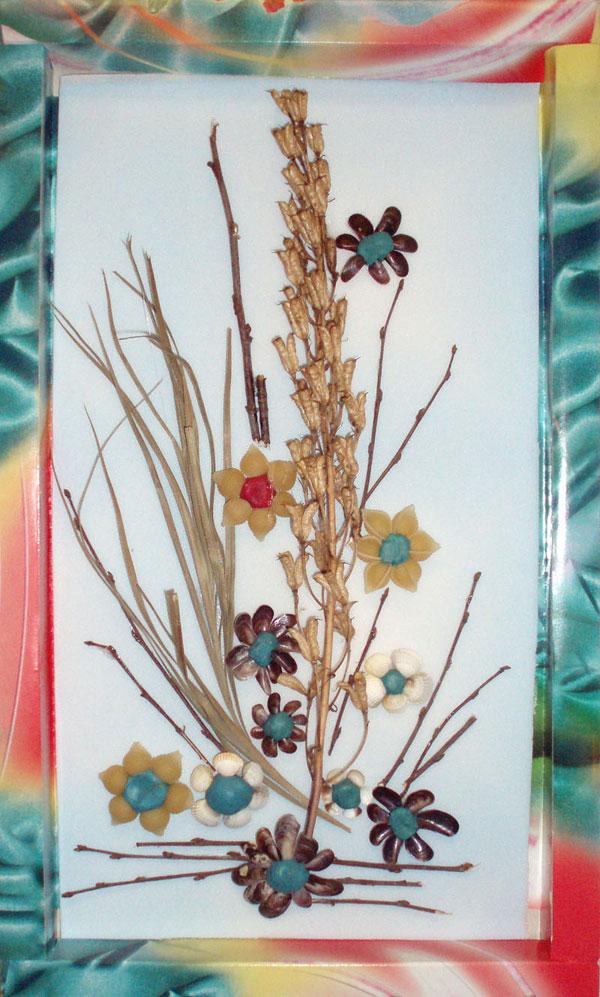 Поделки из природного материала травы 83