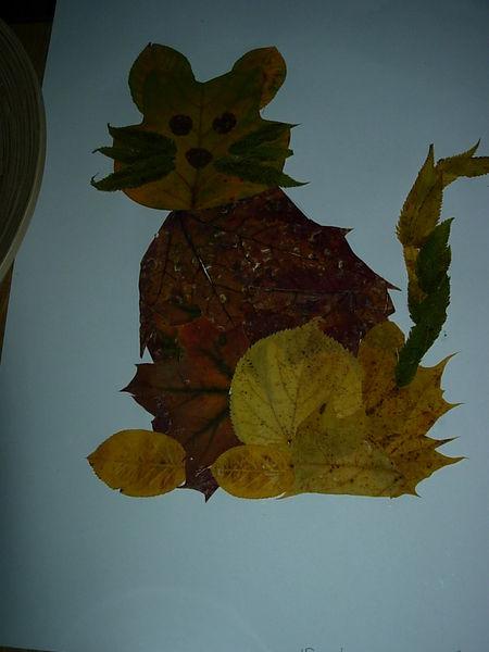 осенние листики поделки