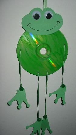 Лягушонок из диска Источник: интернет. 17 октября 2011. 6. 10
