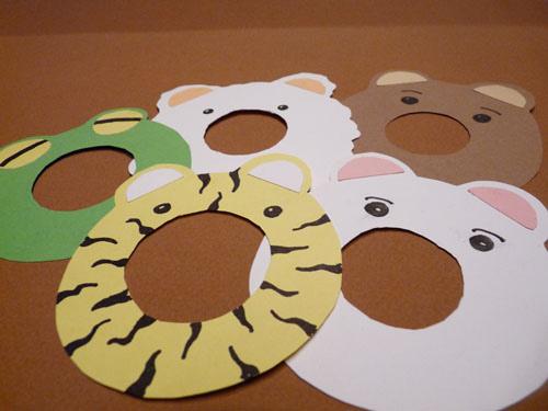 Поделка медведь из бумаги // Детский