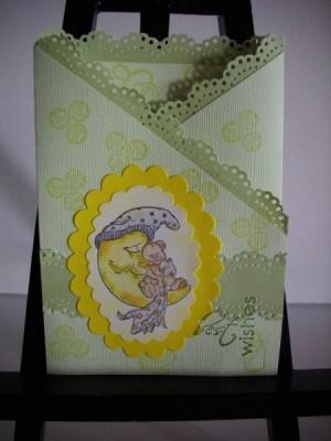 Конверт открытка своими руками