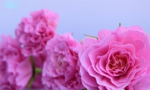Букет роз из бумаги готов!