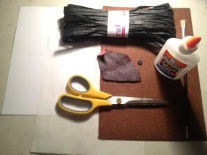 Приготовьте все необходимые материалы и инструменты