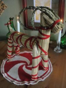 Рождественский козлик