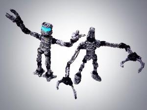 Роботы с клешнями